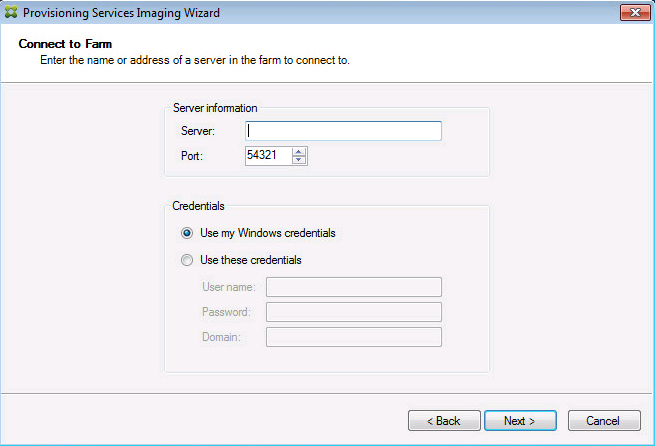 Update VM for Provisioning Server 7 1 | Skypoint Consulting