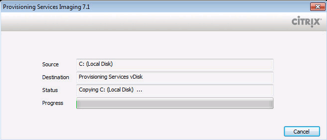 Update VM for Provisioning Server 7 1   Skypoint Consulting